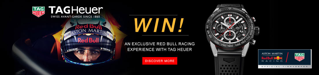 TAG Heuer Red Bull Competition