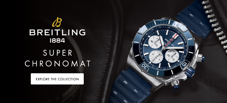 Breitling Super Chronomat
