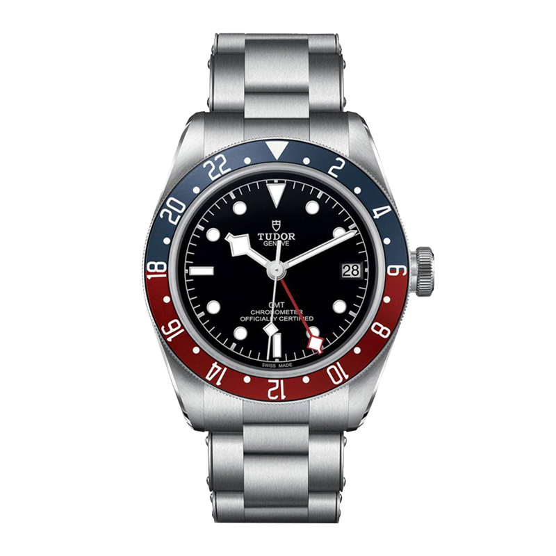 TUDOR Black Bay GMT Watch