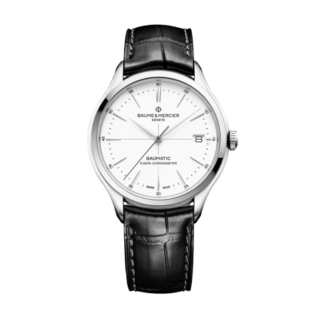 Baume & Mercier Clifton Baumatic Collection