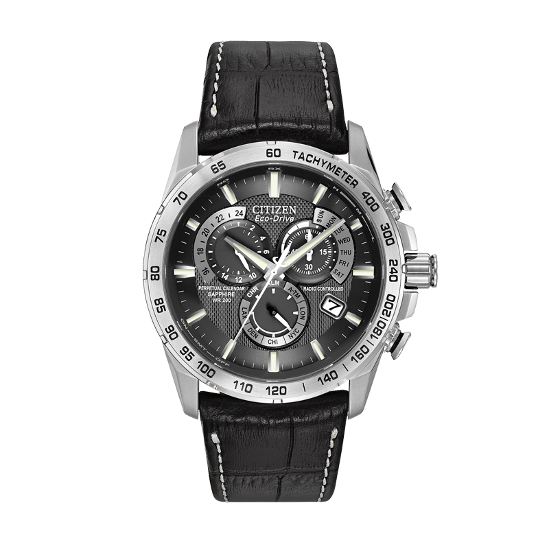 Citzen Eco-Drive Perpetual Calendar Mens Watch