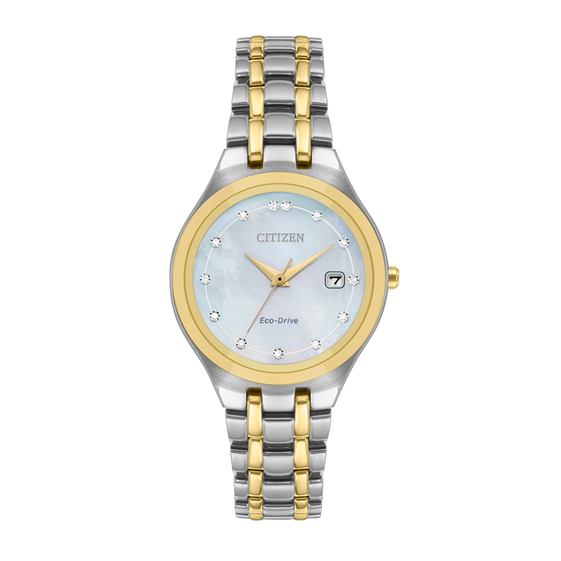 Citizen Diamond Mop Watch