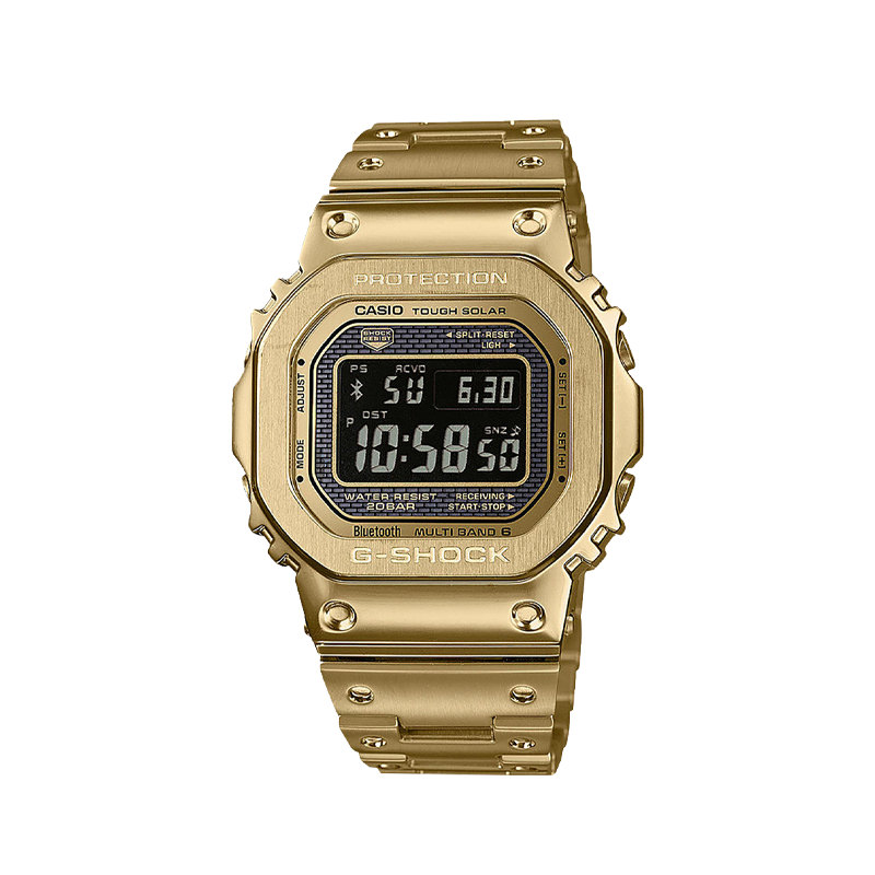G-Shock Full Metal Bluetooth