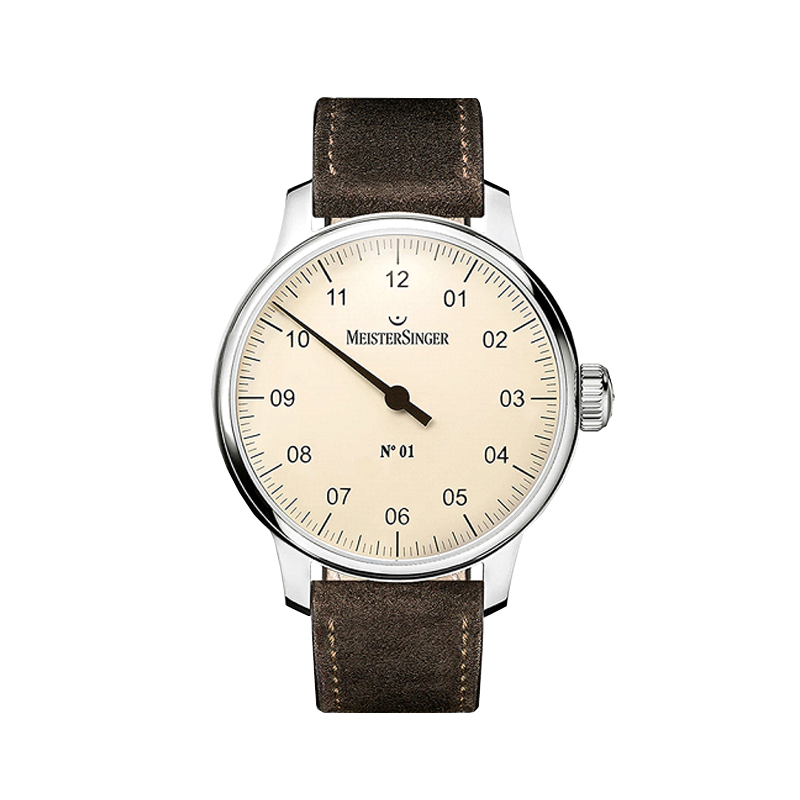 NO1 Automatic Ivory Unisex Watch