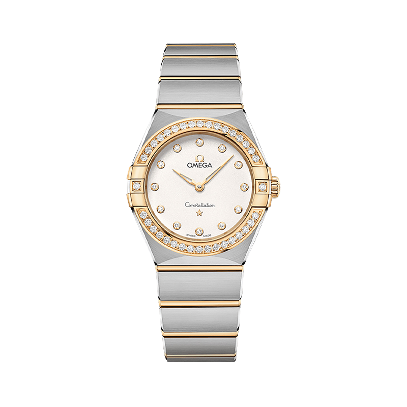Omega Constellation Manhattan 28mm