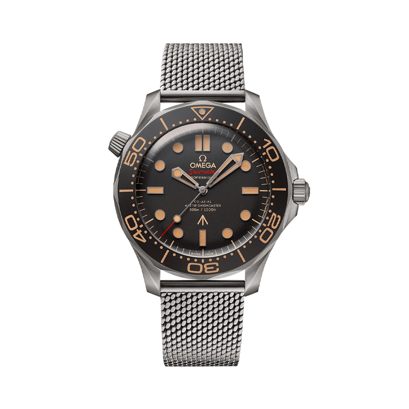 Omega Seamaster Diver 300m 007 2020 Edition