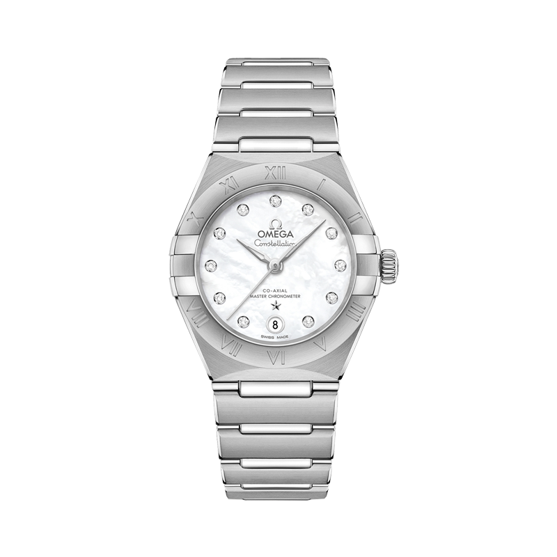 Omega Constellation Manhattan Co-Axial 29mm Ladies Watch