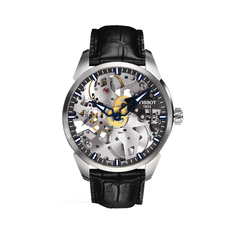 Complicate Skeleton Mens Watch
