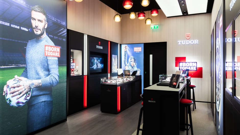 New Tudor Boutique White City