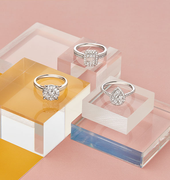 Valentines Engagement Rings